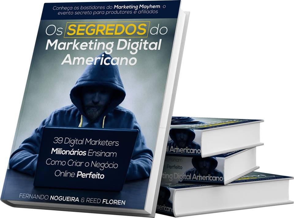 Baixar o E-book - Os Segredos do Marketing Digital Americano